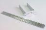 Knauf (Кнауф) П-образный кронштейн 60х125 СУПЕР 0,65/ 0,80/ 0,90/ 1 мм 0