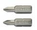 Отверточные насадки Berg (Берг) S2 РН2х25 мм, 25 и 100 шт 1