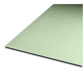 Knauf (Кнауф) Гипсокартон влагостойкий потолочный листовой 2000*1200* 9,5/ 2500*1200* 9,5 мм