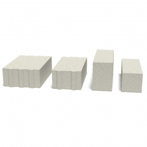 Stonelight (Стоунлайт) Газоблок для стен 250/х200х600 мм плотность 500 кг/м3 (2,1 м3/ 70 шт/пал.)
