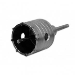 Коронка SPITCE (Спайц) SDS PLUS 65, 80 мм