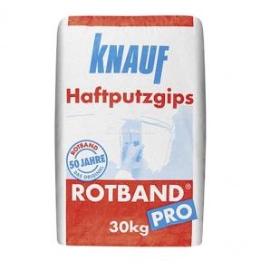 Knauf (Кнауф) Rotband Pro (Ротбанд Про) Штукатурная смесь для ручного и механизированного нанесения 30 кг
