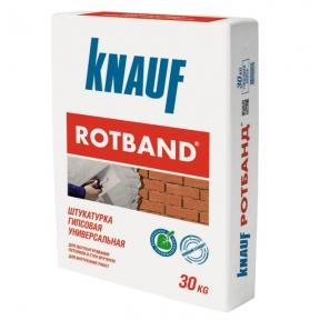 Knauf Rotband Штукатурка гипсовая универсальная, 30кг