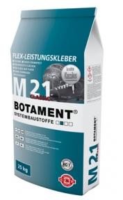 Botament (Ботамент) М21 Р  Эластичный белый высокоэффективный клей, 25 кг