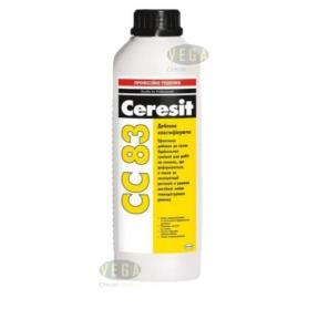 CERESIT CC-83 Эмульсия эластичная, 2л.