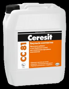 Ceresit (Церезит) CC 81эмульсия контактная, 10 л.