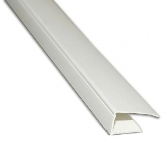 Профиль для откосов ГКЛ, алюминиевый 3 м