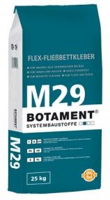 BOTAMENT M 29 эластичный клей д/ пола, плит, керам (формату 1200*600) 25 кг