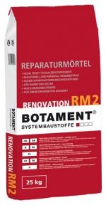 Botament (Ботамент) Renovation RM 2 ремонтный раствор, 25 кг