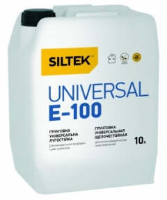 Грунтовка универсальная SILTEK Universal Е-100, 10л.