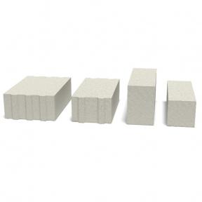 Stonelight (Стоунлайт) Газоблок для стен 400/х200х600 мм плотность 500 кг/м3 (1,92 м3/ 40 шт/пал.)