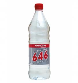 Химрезерв Растворитель Р-646 БП 1/5 л
