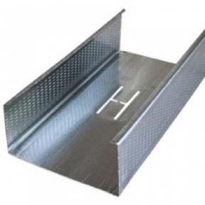 Knauf (Кнауф) Профиль CW 100/50/0,6 (3 м, 4 м)