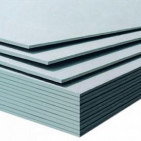 Knauf (Кнауф) Гипсокартон потолочый листовой 2000*1200* 9,5/ 2500*1200* 9,5 мм