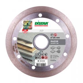 Алмазный диск DISTAR 1A1R RAZOR 230x2x10x22,23