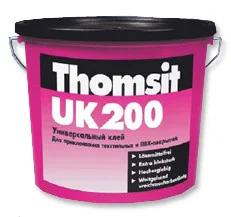 Thomsit (Томзит) Клей для текстильных и ПВХ покрытий 14 кг