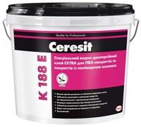 Клей для ПВХ-покрытий Ceresit K188 E, 12кг