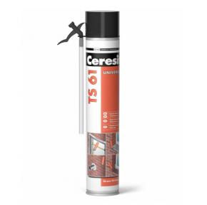 Ceresit TS 61 Пена монтажная (Cтандарт) 500/750 мл