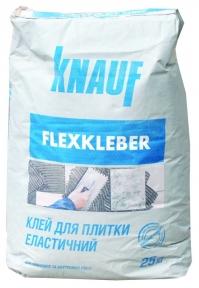 Knauf (Кнауф) Flexkleber (Флексклебер) Клей для плитки и камня 25 кг