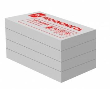Технониколь XPS CARBON ECO TB Экструдированный пенополистирол 1180х580х100-L/40-L/50-L (2х50) уп. 4 шт