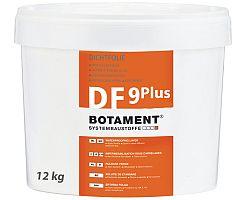 Гидроизоляция Botament DF 9 Plus Однокомпонентная герметизирующая мембрана, 3/12/21кг
