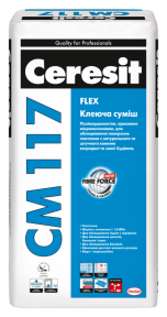 Ceresit СМ 117 Клеящая смесь Flex