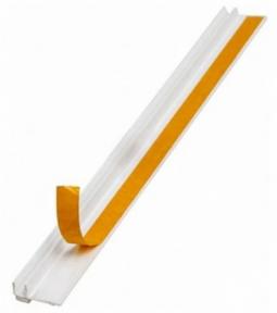 Профиль оконный примыкающий ЕСО 2,4 м , 6 мм