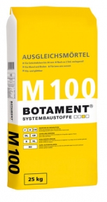 BOTAMENT M100 Легкий выравнивающий раствор от 3 до 50 мм, 25 кг