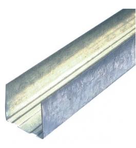 Knauf (Кнауф) Профиль UW 75/40/0,6 (3 м, 4 м)