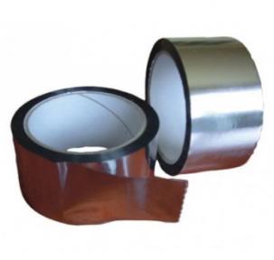 Лента для склеивания Isoflex tape металлизированная 50 мм, 50м
