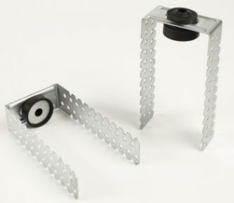 Vibrofix (Виброфикс) Protector Универсальное звукоизоляционное крепление