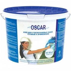 Клей для стеклохолста Oscar готовый, 10кг