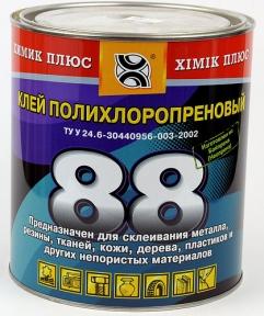 Клей 88, железная банка, 650гр