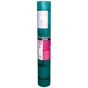 Ceresit (Церезит) СТ 325 Штукатурная армирующая сетка (160 г/м2, 5х5 мм, рулон 55 м2)