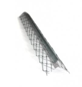 Уголок оцинкованный плетёнка 2,5/3 м