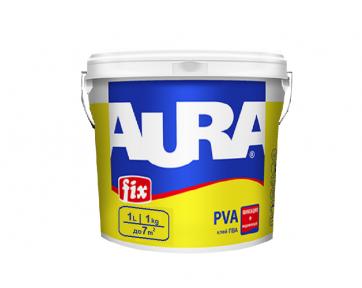 Клей AURA FIX PVA контактный, 1кг