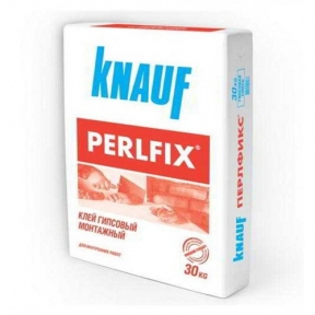 Клей для гипсокартона KNAUF PERFLIX 30кг
