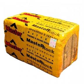 MasterRock (МастерРок) 30 Минеральная вата (30х1000х600) 3/6 м.кв, 50/100 В с 5/10 шт мм