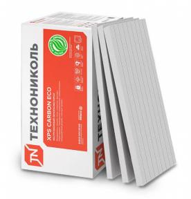 Технониколь CARBON ECO FAS/2 S2 Экструдированный пенополистирол 1180х580х30-L/40-L/50-L (уп. 13/10/8 шт)