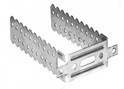 Knauf (Кнауф) Подвес универсальный П-образный для CD 48 профиля, толщина 0,40/ 0,60 мм